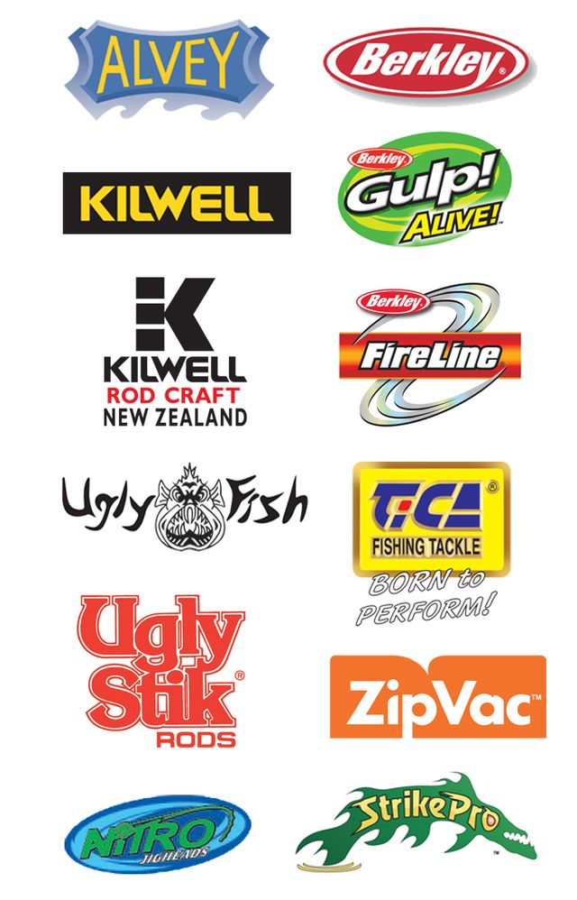 Fishing tackle te awamutu saltwater fishing products for Fishing reel brands