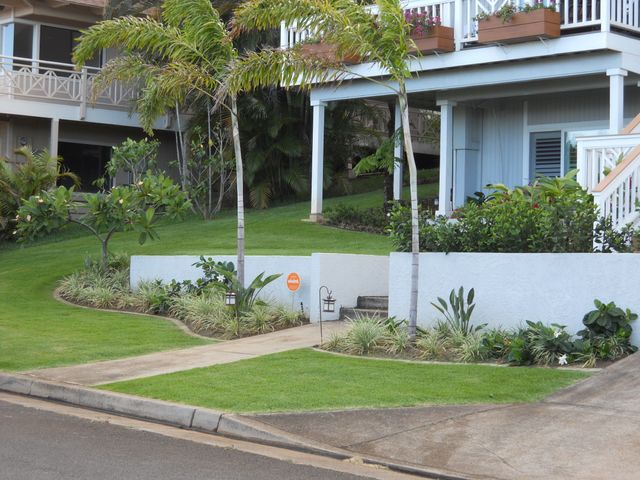 Large scale landscaping solutions in Maui, HI.