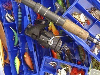 articoli per la pesca