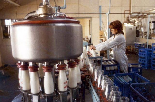 Milk manufacturing