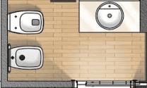 Progettazione di bagni personalizzati