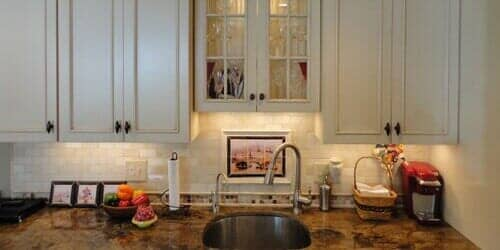 Remodeling Service Kitchen U2014 Simple Kitchen Sink Area In Hamilton, NJ