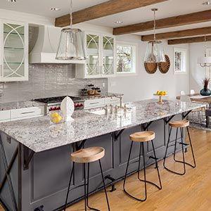 Gentil Tub Remodel U2014 Marble Surface On Kitchen In Hamilton, NJ