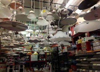 vendita al dettaglio lampadari