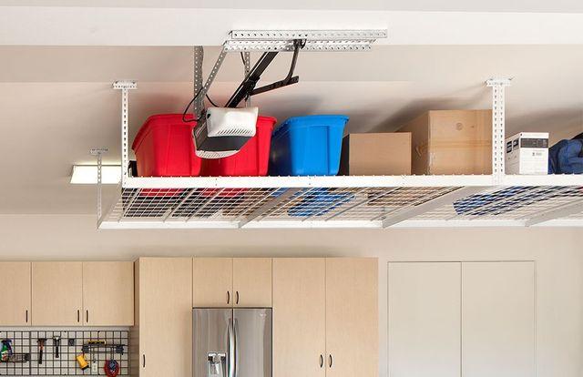Overhead Garage Storage Racks, Overhead Garage Storage Racks