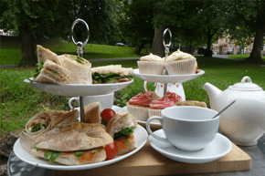 An Clachan Kelvinggrove Park Cafe - Glasgow