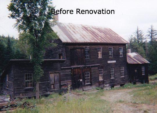 Restoration | Bens Mill | Barnet Vermont