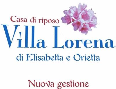 Casa di riposo VILLA LORENA di Elisabetta e Orietta logo