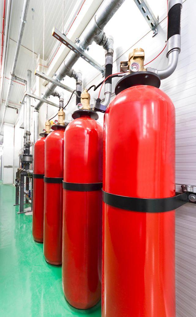 Fire Suppression Company | Clarksville, TN | Queen City Fire