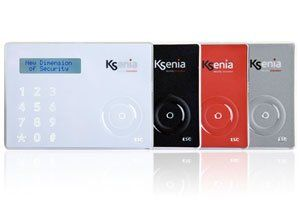 Sistemi di sicurezza a marchio Ksenia Security