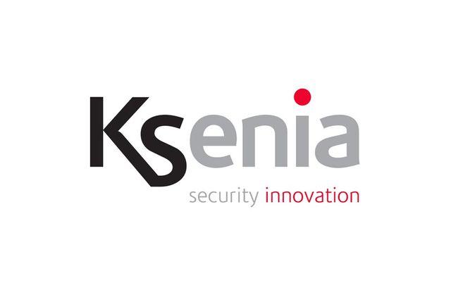 Logo - Ksenia