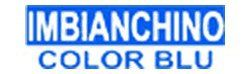 Imbianchino Color Blu - Logo