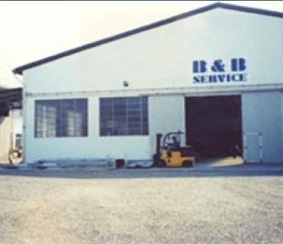 B. & B. SERVICE sas