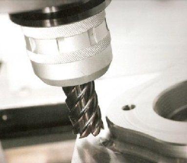 punta per rifinitura metalli