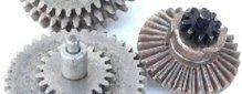 rondelle puntate per ingranaggi industriali