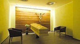 stanza della Funeral Home Terracielo