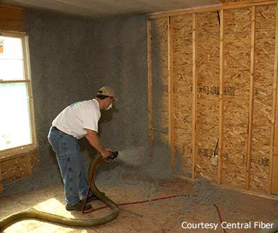 Cellulose Insulation Hot Springs Ar Southern