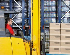 Warehouse Machinery - Norwich, Norfolk - Lypta Training Services - Warehouse Machinery