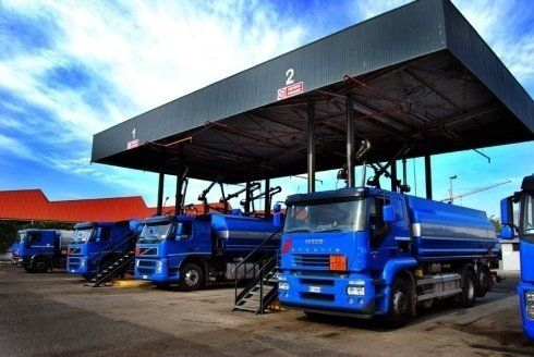 deposito carburanti