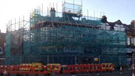 Commercial scaffolding experts