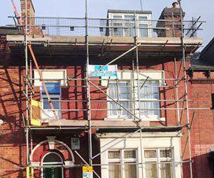 Experienced scaffolders