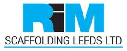 RIM scaffolding Leeds logo