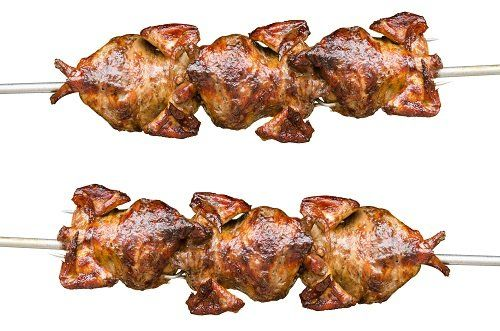 Polli allo spiedo