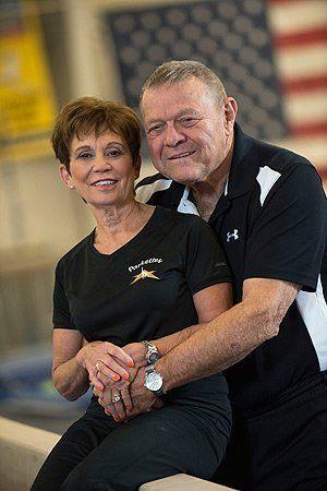 Donna and Bill Strauss