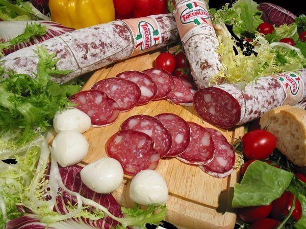 Salame Fabriano ad Ancona