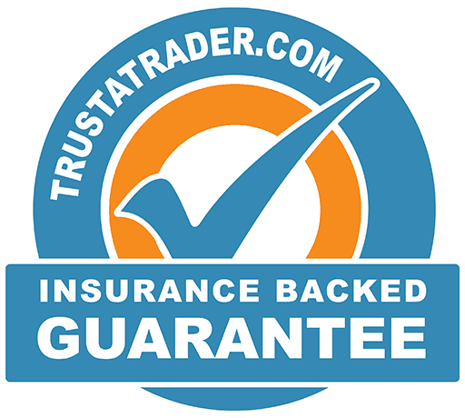 Insurance Backed Guarantee logo