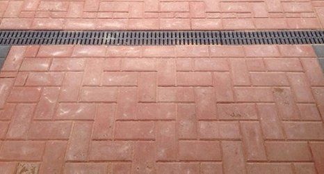 patio stones and paving