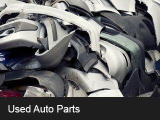 Used Auto Parts & Scrap PArts in Buffalo, NY