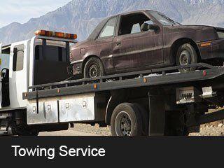 Towing Service & Used Auto Parts in Buffalo, NY