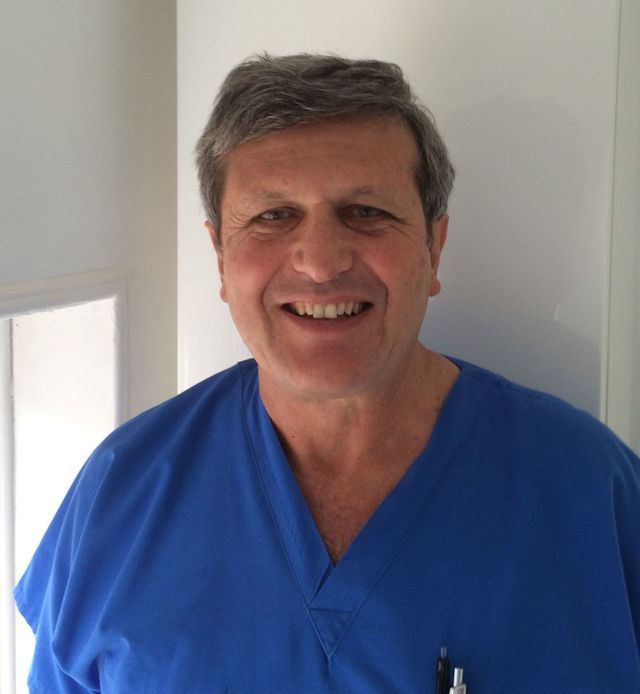 Dr Hennie Van Jaarsveld, Periodontal Surgeon