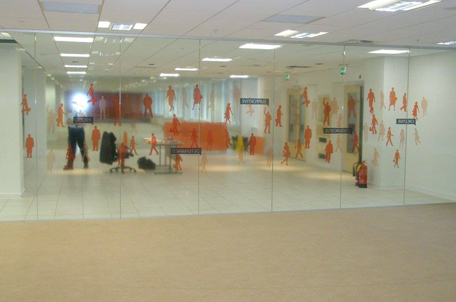 Suspended ceilings | Davroy Contracts Ltd
