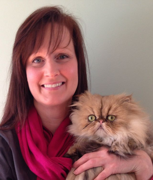 Amy - Cat Clinic Technician