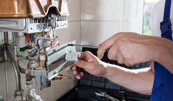 gas heating repair