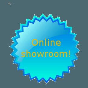Online Showroom starburst