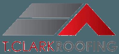 T. Clark Roofing logo