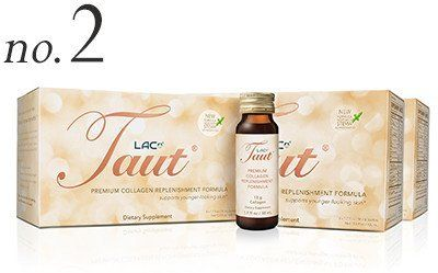 PRODUCT OF THE MONTH: 3 BOXES COLLAGEN DRINKS & 1 BOX TAUT BRIGHT