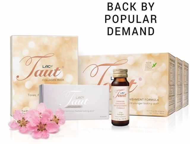 Miss Magnifique - Taut Collagen Drinks, Collagen Masks, Brightening Capsules | RenewAlliance Inc dba TautUSA