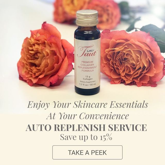 Taut Collagen Auto Replenish Service | RenewAlliance dba TautUSA