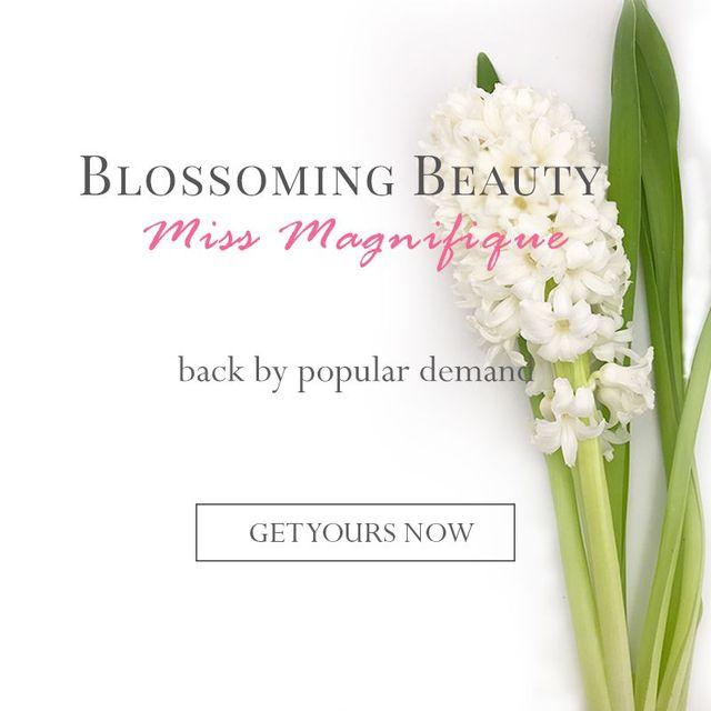 Let your beauty blossom with Miss Magnifique Taut Collagen bundle | RenewAlliance/TautUSA