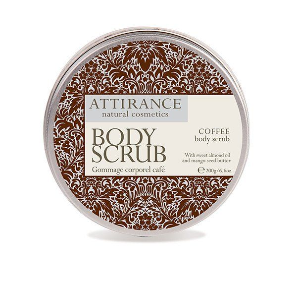 Attirance Coffee Body Scrub | RenewAlliance