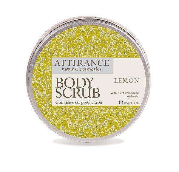 Attirance Lemon Sugar Body Scrub | RenewAlliance
