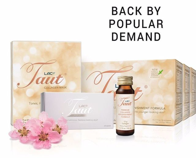 Taut Premium Collagen Drink | Renewalliance Inc DBA Taut®USA