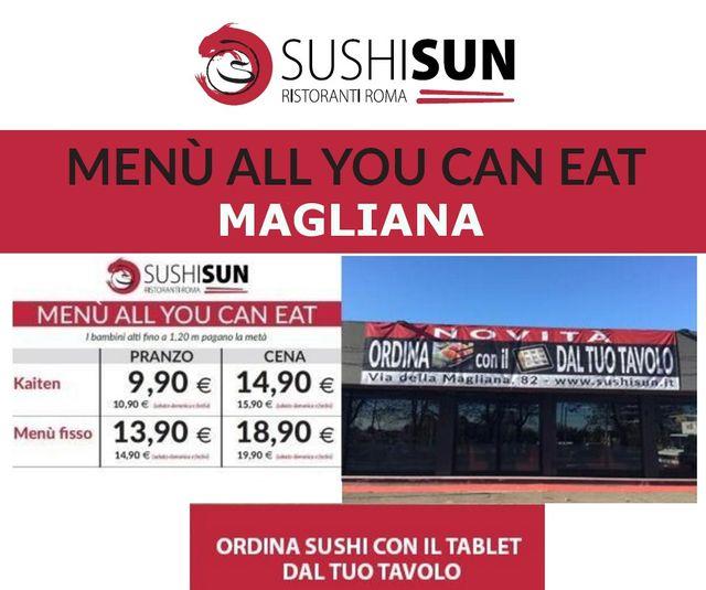 sushi roma