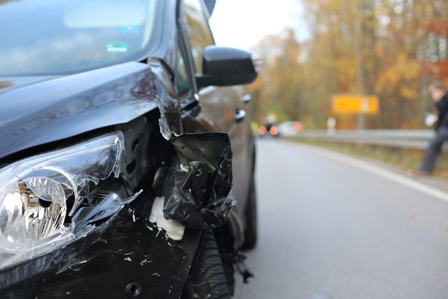 automobile accidents the walker firm warner robins ga