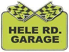 Hele Rd Garage Logo