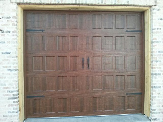 A Garage Door After Our Garage Door Repair Services In Lincoln, NE